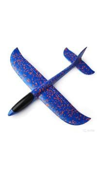 Самолет-планер большой_фиолетовый
