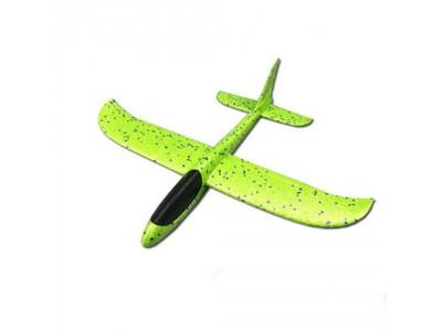 Самолет-планер большой_зеленый
